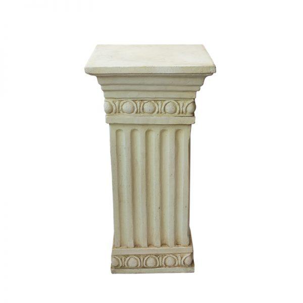 Антична каменна колона, 38*38*72см