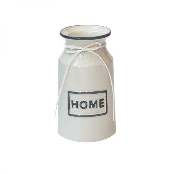 Керамична ваза, 18 см