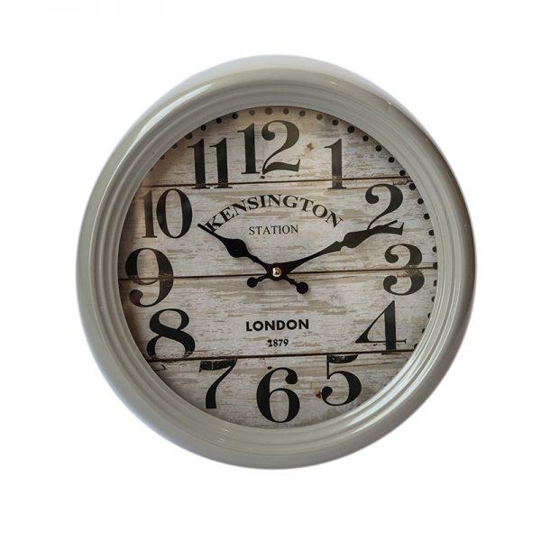 Кръгъл часовник, 30*30*6.5см