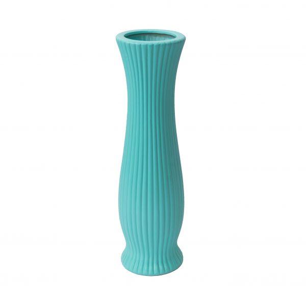 Висока ваза, микс цветове, 60 см
